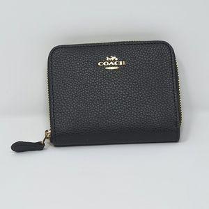 Coach wallet  Black Folio